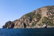 Вид с боку горы