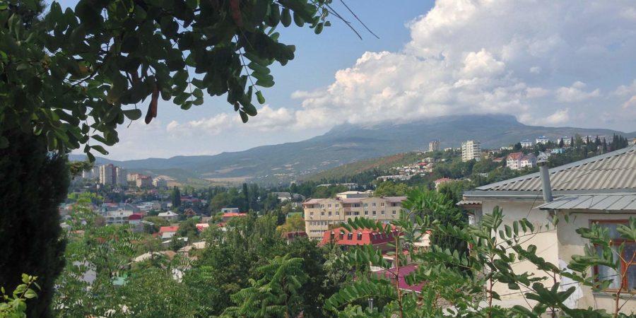 Город Алушта
