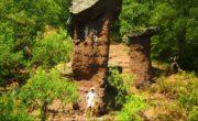 Каменные грибы долины