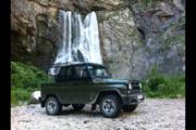 На джипах по Крыму