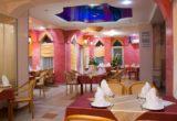 Ресторан в отеле 1001 и одна ночь
