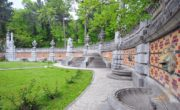 Территория дворца