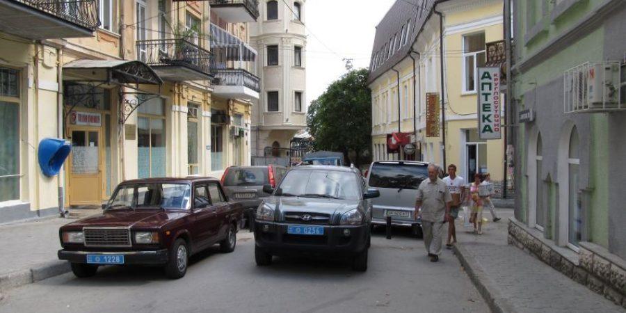 Улица Морская